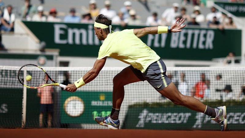 Roland Garros. Rafa Nadal alecciona a Londero y accede a cuartos de final