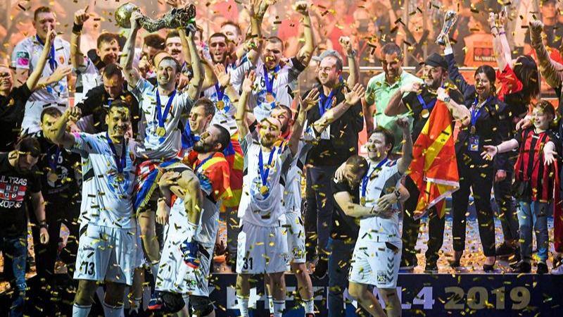 Champions League. El Vardar de García Parrondo es campeón de Europa | 24-27