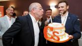 El candidato de Ciudadanos a la presidencia de la Junta de Castilla y León, Francisco Igea, el 26M.