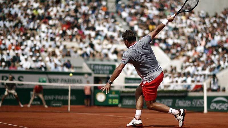 Roland Garros. Roger Federer se cita con Rafael Nadal en las semifinales