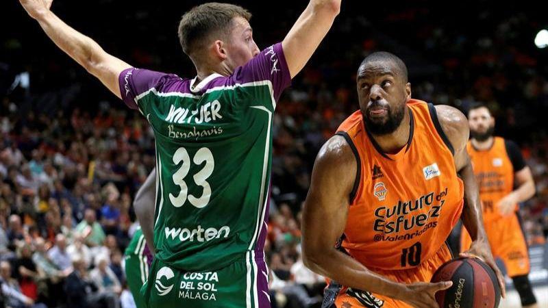 ACB Playoffs. El Valencia Basket jugará las semis ante el Real Madrid   79-76