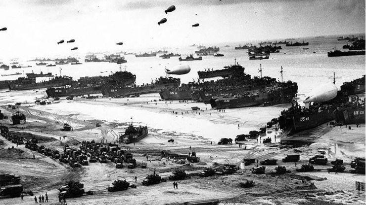 El desembarco de Normandía, 75 años del día que cambió el destino de Europa