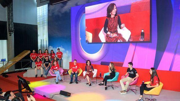 Ana Botín pide al futuro Gobierno que promueva la reforma de la educación