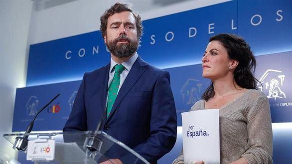 Vox propone que los denunciantes de corrupción se queden el 10% de lo recuperado