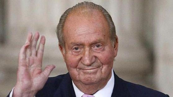 El Rey Juan Carlos se somete a una revisión médica en un hospital de Madrid