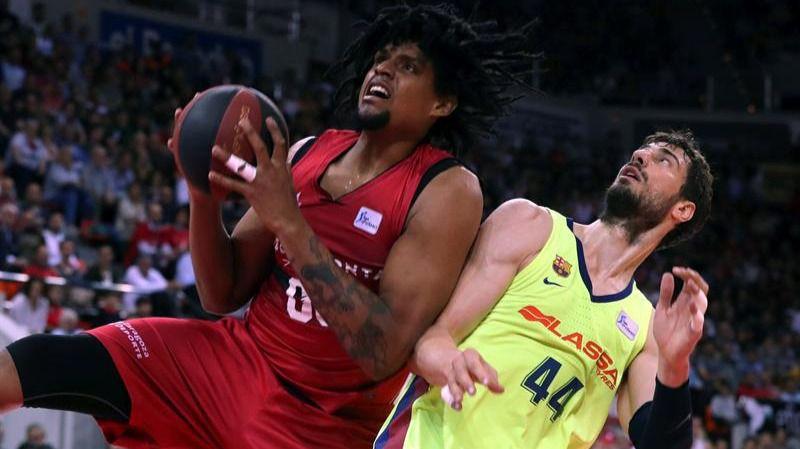 ACB Playoffs. El Barcelona sentencia al Zaragoza y se cita con el Real Madrid   81-96