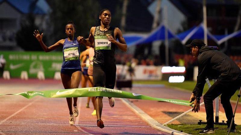 Semenya gana otra batalla en plena guerra judicial contra la cúpula del atletismo