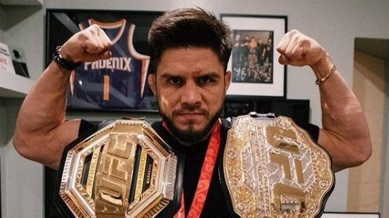 UFC. Henry Cejudo, el latino, doble campeón y oro olímpico que se proclama leyenda