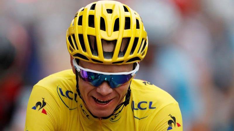 Dauphiné. El ciclismo queda congelado: Froome se cae y se perderá el Tour de Francia