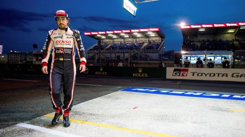 24 Horas Le Mans. Fernando Alonso aterriza para ganar el Mundial de Resistencia