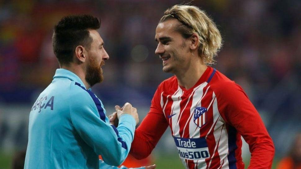 El Atlético confiesa que Griezmann irá al Barcelona y el Real Madrid ficha a Mendy