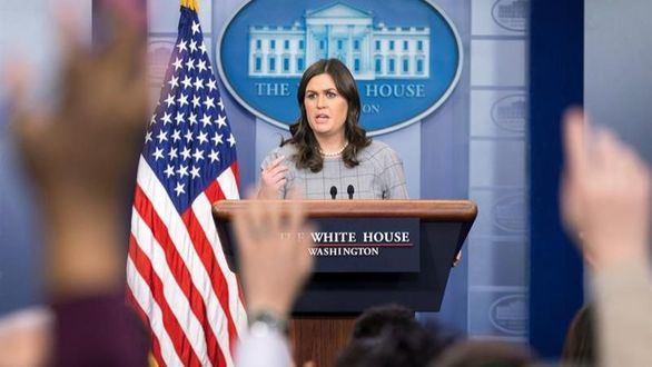 Sarah Sanders deja de ser portavoz de la Casa Blanca
