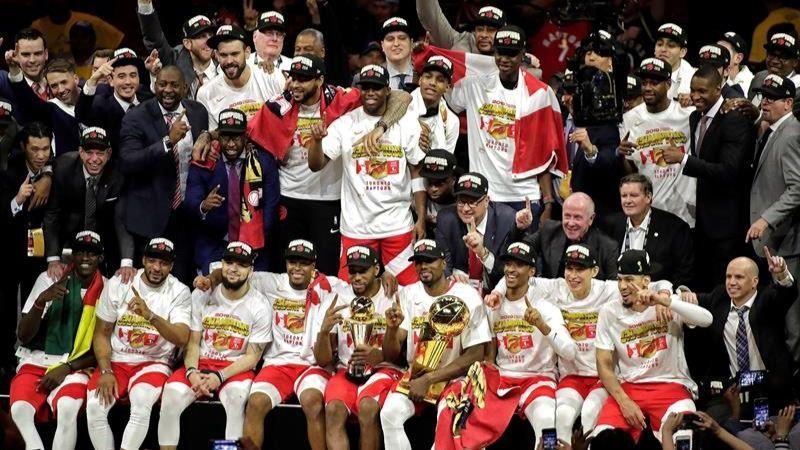 NBA Finals. Los Raptors destronan a los Warriors y Gasol e Ibaka tienen anillo