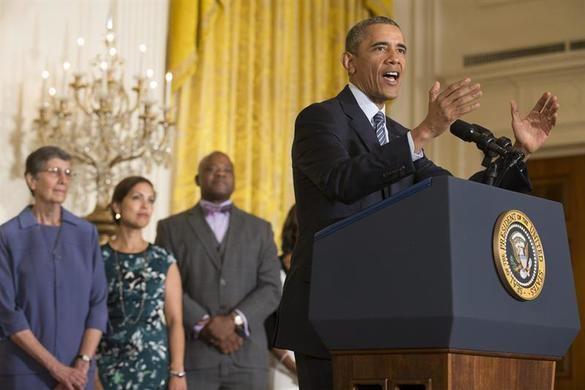 Ambicioso y polémico plan de Obama contra el cambio climático