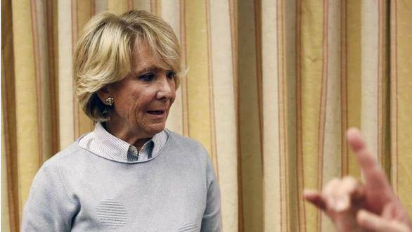 El juez rechaza imputar a Aguirre por el campo de golf de Chamberí