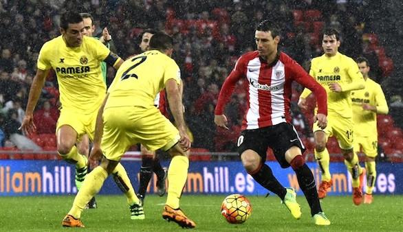 El Villarreal apuntala la cuarta plaza en San Mamés  0-0
