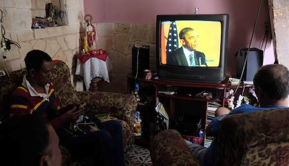 Obama también se reúne con la disidencia cubana en La Habana