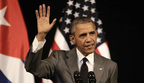 Obama defiende la reconciliación con Cuba en su discurso final