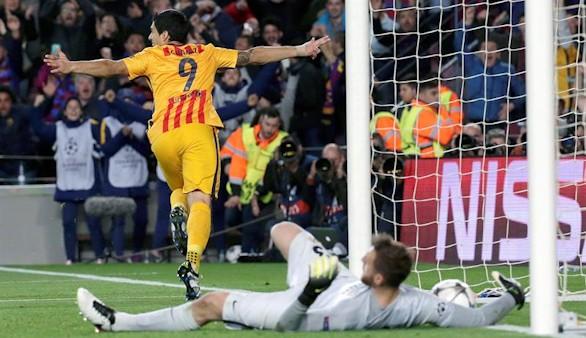 El Barça gana a un Atlético que sobrevivió al árbitro | 2-1