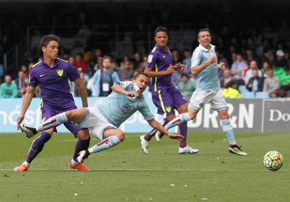 El Celta recupera la quinta plaza tras ganar al Málaga | 1-0
