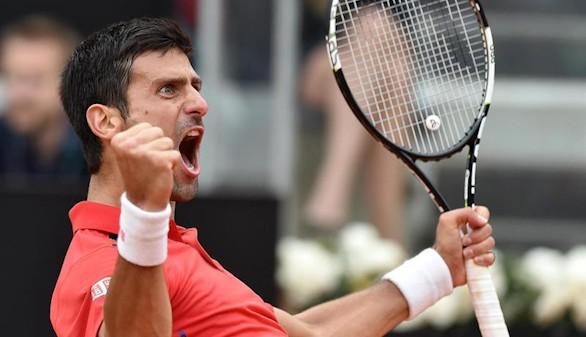 Djokovic remonta a Nishikori y jugará la gran final de Roma con Murray