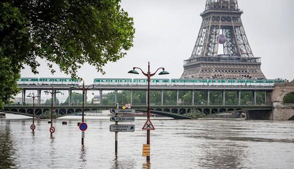 Al menos 4 muertos en Francia desde el inicio de las inundaciones