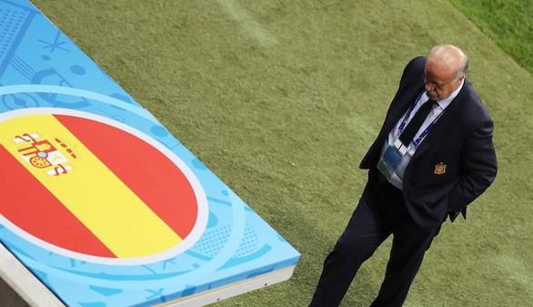 Del Bosque pone freno a la euforia: