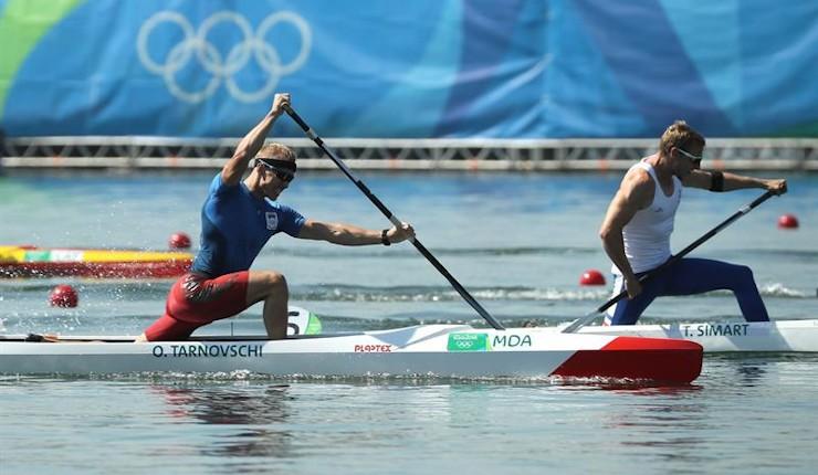 El moldavo Tarnovschi pierde el bronce en C1 1.000 por dopaje