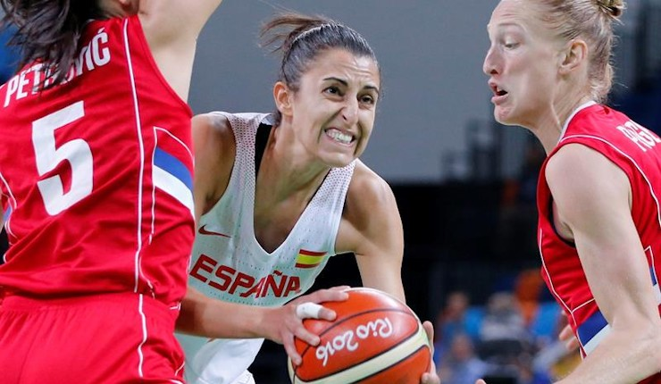 España luchará por el oro en baloncesto