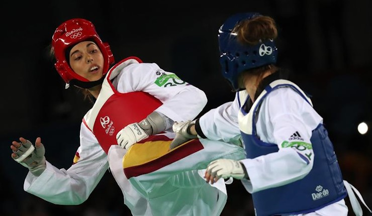 Eva Calvo logra la décima medalla para España
