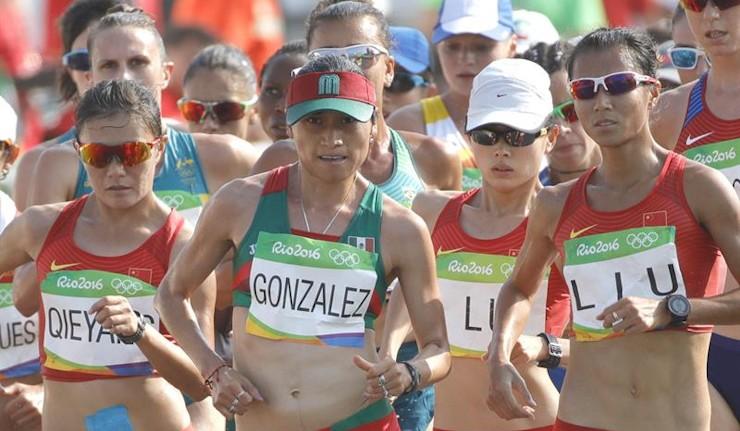 La china Liu le gana el oro a Lupe Sánchez al sprint