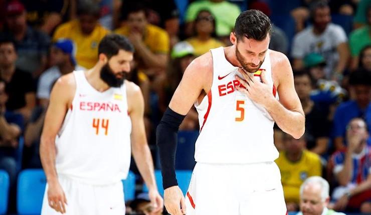 España luce dignidad ante la NBA y luchará por el bronce