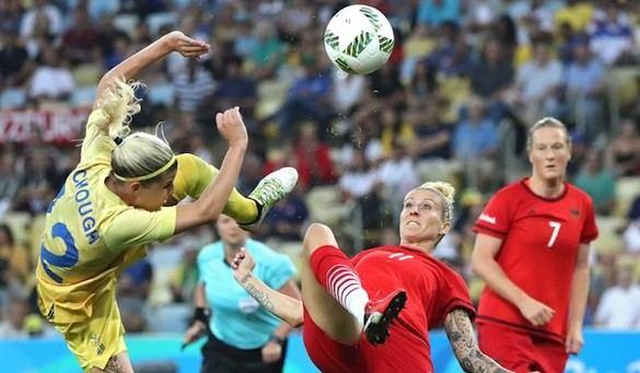 Alemania vuelve a sonreír en Maracaná, esta vez en femenino