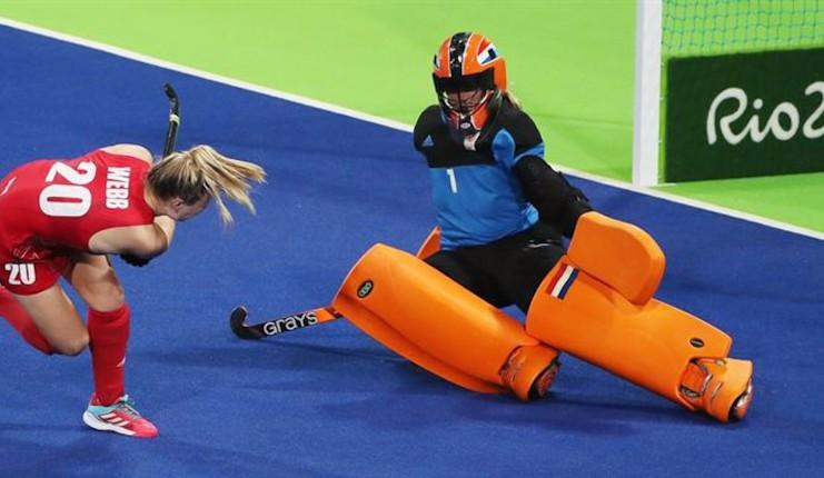 Gran Bretaña acaba con el reinado de Holanda en los penaltis