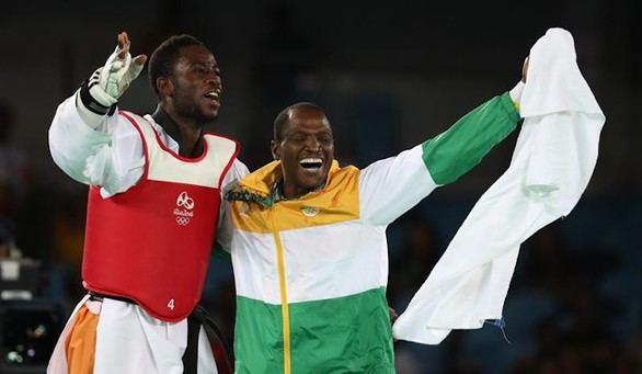 Cheick Cissé da a Costa de Marfil su primer oro
