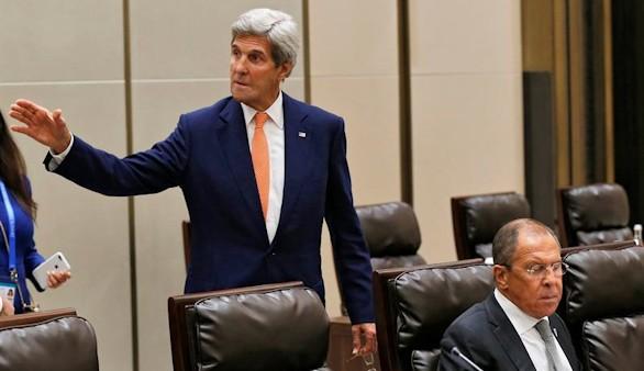 EEUU deja en el aire la reunión entre Lavrov y Kerry sobre Siria