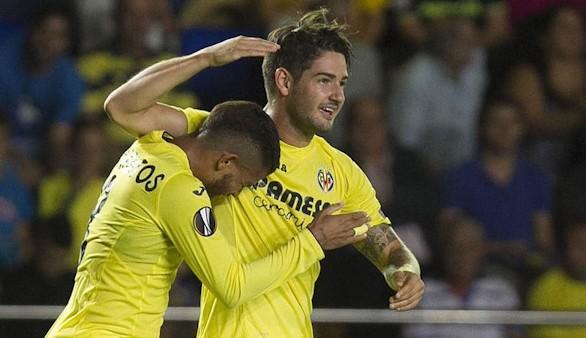 Europa League. El Villarreal sale a flote, el Celta puntúa y el Athletic se deshace