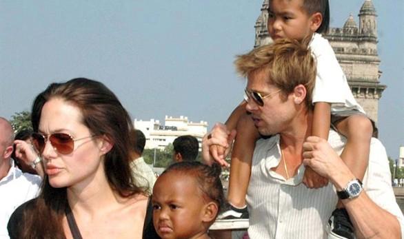 El FBI investiga un incidente entre Brad Pitt y uno de sus hijos