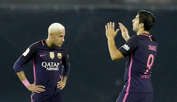 El Barcelona se abandona y resbala en Vigo | 4-3