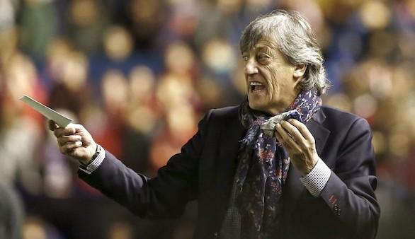 Osasuna destituye a Enrique Martín, el técnico que lo subió a Primera