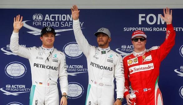 Hamilton se gana la 'pole' en Brasil con el Mundial en juego