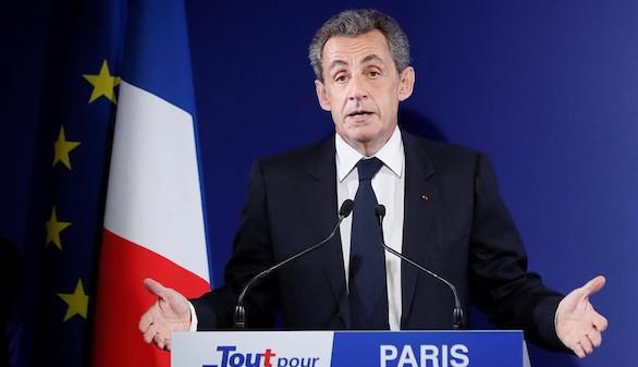 La derecha francesa excluye a Sarkozy del enfrentamiento con Le Pen