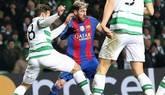 Messi y Neymar gobiernan Escocia y el Barcelona pasa líder   0-2