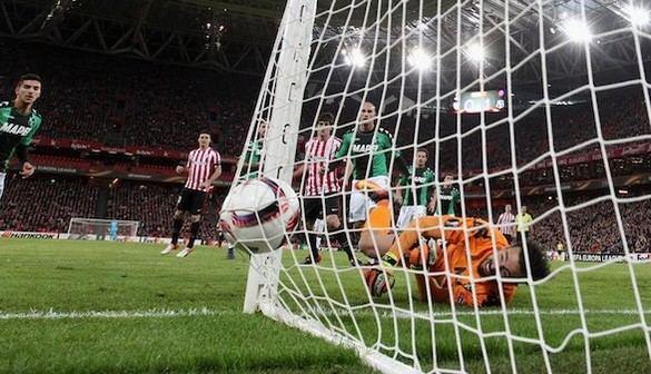 El Athletic gana con sufrimiento al Sassuolo y se clasifica a dieciseisavos | 3-2