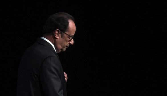 Hollande renuncia a la reelección francesa en 2017