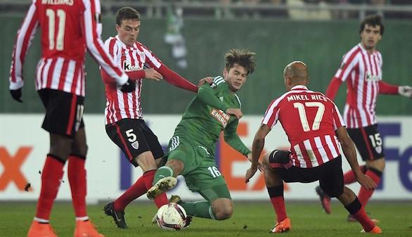 El Athletic empata y pasa de ronda con el liderato en vilo | 1-1