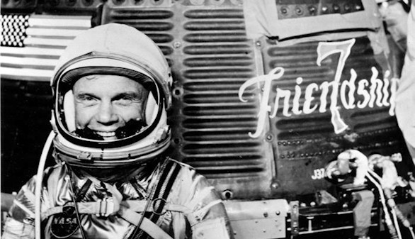 Muere John Glenn, el primer estadounidense en orbitar alrededor de la Tierra