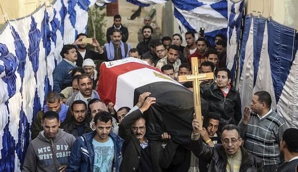 Daesh asume la autoría del atentado contra una iglesia de El Cairo
