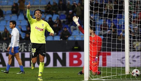 Copa del Rey. El Córdoba da la sorpresa y elimina al Málaga en La Rosaleda