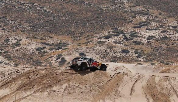 Dakar. Barreda pierde el liderato y Sainz cae en un barranco